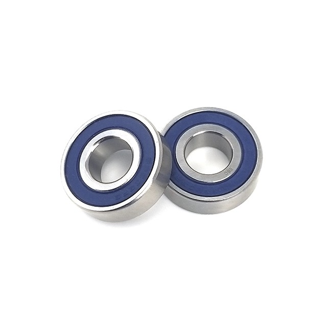 High Precision Motorcycle Use SKF 6002-2RS Deep Groove Ball Bearing